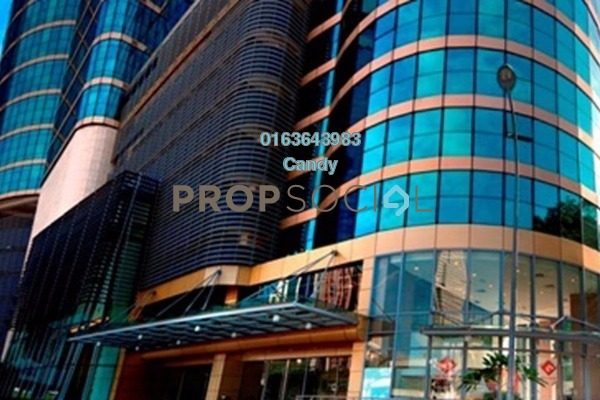 Office For Rent in Sunway Tower, Dang Wangi Freehold Unfurnished 0R/0B 35k