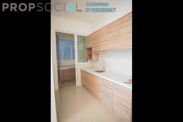 Condominium For Rent in Green Park, Seri Kembangan Freehold Fully Furnished 3R/2B 1.4k