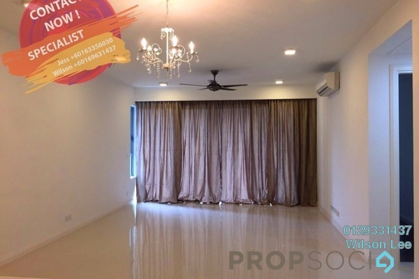 Condominium For Sale in The Westside Two, Desa ParkCity Freehold Semi Furnished 3R/3B 1.35m