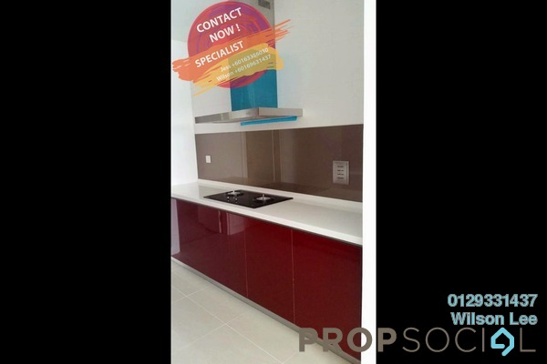 Condominium For Sale in The Westside Two, Desa ParkCity Freehold Semi Furnished 3R/2B 1.15m