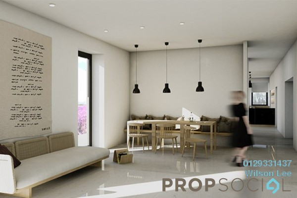 Condominium For Rent in One Central Park, Desa ParkCity Freehold Fully Furnished 3R/4B 5.8k