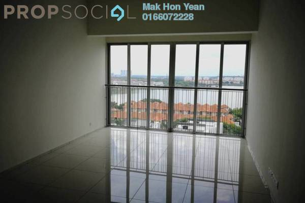 Condominium For Sale in Elevia Residences, Bandar Puchong Utama Freehold Semi Furnished 3R/2B 480k