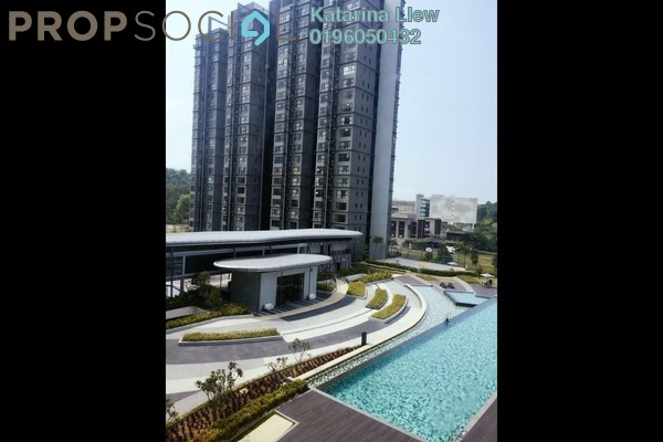 SoHo/Studio For Rent in Hyve, Cyberjaya Freehold Fully Furnished 1R/1B 1.3k