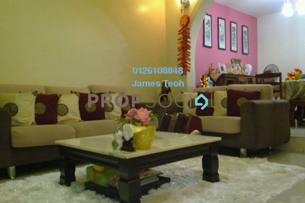 Terrace For Sale in Taman Taynton View, Cheras Freehold Semi Furnished 8R/3B 938k