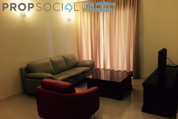 Condominium For Rent in Gaya Bangsar, Bangsar Freehold Fully Furnished 1R/1B 3k