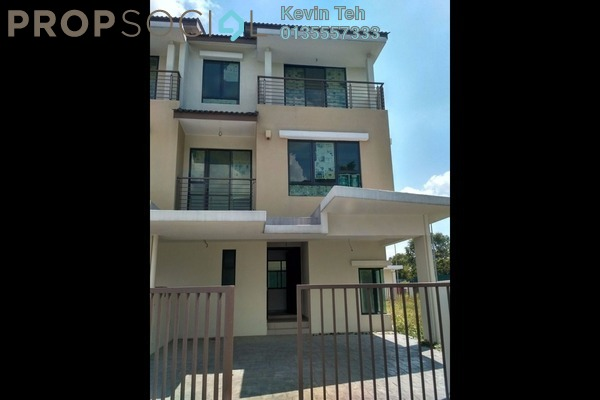 Link For Sale in Lakeside Residences, Puchong Freehold Semi Furnished 4R/5B 1.5m