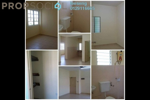 Apartment For Sale in Kasuarina Apartment, Klang Freehold Unfurnished 3R/2B 250k