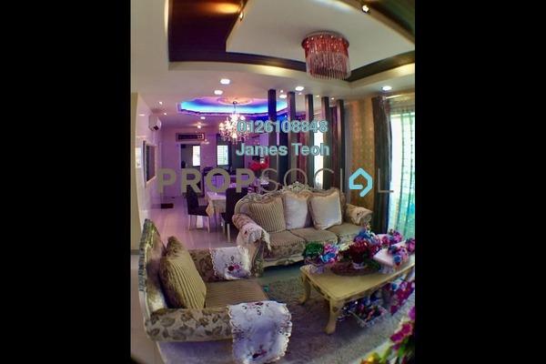 Bungalow For Sale in Taman Aman Perdana, Meru Freehold Semi Furnished 5R/4B 1.25m