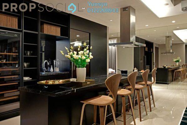 Serviced Residence For Rent in Uptown Residences, Damansara Utama Freehold Fully Furnished 3R/3B 6.5k