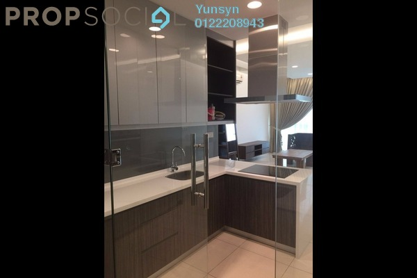 For Sale Serviced Residence at Uptown Residences, Damansara Utama Freehold Semi Furnished 2R/2B 1.8m