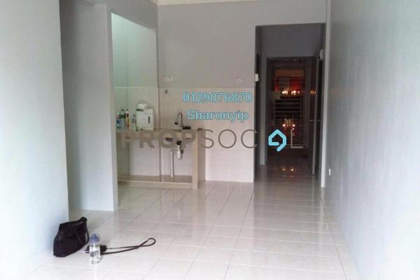 Apartment For Sale in Taman Damai Impian 2, Bandar Damai Perdana Freehold Semi Furnished 3R/2B 287k