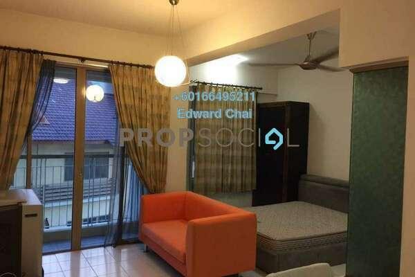 Condominium For Sale in Ritze Perdana 1, Damansara Perdana Freehold Fully Furnished 0R/1B 270k