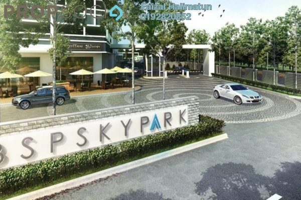 Condominium For Sale in BSP Skypark, Bandar Saujana Putra Freehold Unfurnished 4R/3B 635k