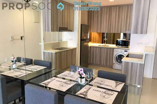 Serviced Residence For Rent in Nadi Bangsar, Bangsar Freehold Fully Furnished 2R/1B 4k