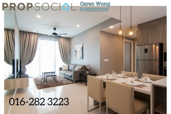 Serviced Residence For Rent in Nadi Bangsar, Bangsar Freehold Fully Furnished 2R/2B 5k