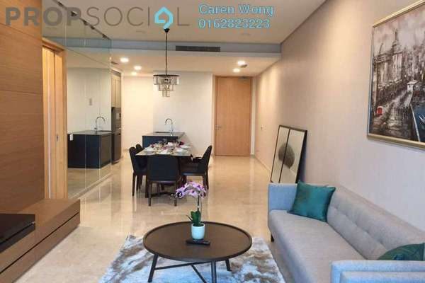 Condominium For Rent in DC Residency, Damansara Heights Freehold Fully Furnished 2R/2B 6.6k