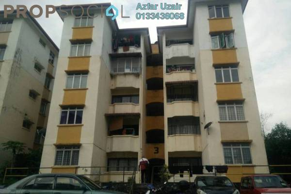 Apartment For Sale in Ukay Heights, Ukay Freehold Fully Furnished 3R/2B 275k