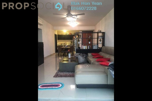 Condominium For Sale in Zen Residence, Puchong Freehold Semi Furnished 3R/2B 570k