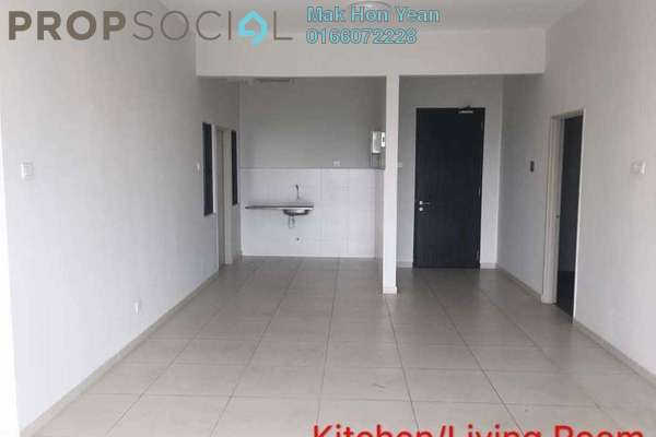 Condominium For Sale in Zefer Hill Residence, Bandar Puchong Jaya Freehold Semi Furnished 4R/3B 618k