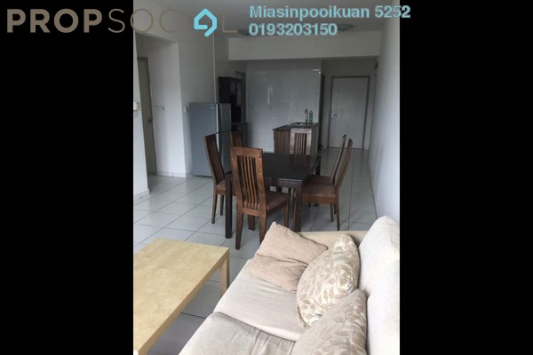 Condominium For Sale in Delima J Apartment, Desa Pandan Freehold Fully Furnished 3R/2B 370k