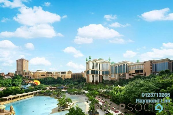 Sunway pyramid hotel west the tower on the left co m9mslazz4rkmxqo8qp7t small