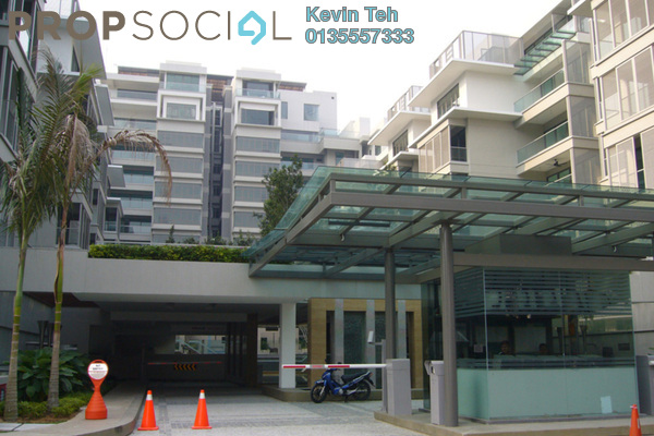 Condominium For Rent in Gallery U-Thant, Ampang Hilir Freehold Fully Furnished 4R/4B 10k