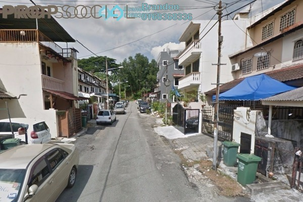 Terrace For Sale in Desa Setapak, Setapak Freehold Unfurnished 3R/2B 400k