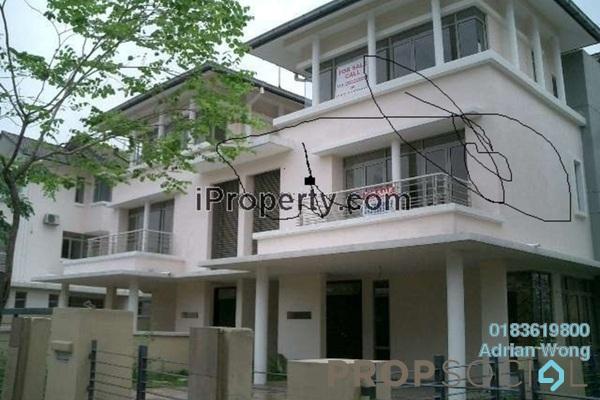 Land For Sale in Changkat Kiara, Dutamas Freehold Fully Furnished 5R/5B 4m