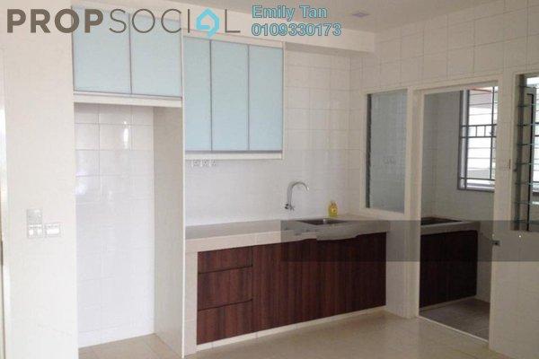 Apartment For Sale in Seri Baiduri, Setia Alam Freehold Unfurnished 3R/2B 318k