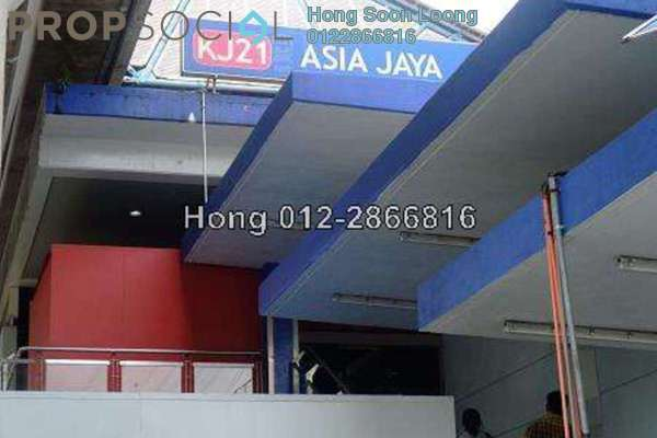 Office For Rent in Section 19, Petaling Jaya Freehold Unfurnished 0R/0B 18.2k