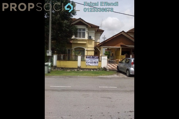 Link For Rent in Bandar Puncak Alam, Kuala Selangor Freehold semi_furnished 4R/3B 1k