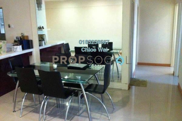 Condominium For Sale in Dynasty Garden, Kuchai Lama Leasehold Semi Furnished 3R/2B 485k
