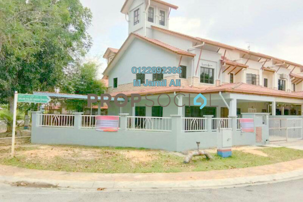 Terrace For Sale in Bandar Nusa Rhu, Shah Alam Leasehold Unfurnished 4R/3B 625k