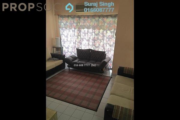 Terrace For Rent in USJ 2, UEP Subang Jaya Freehold semi_furnished 2R/2B 1.7k