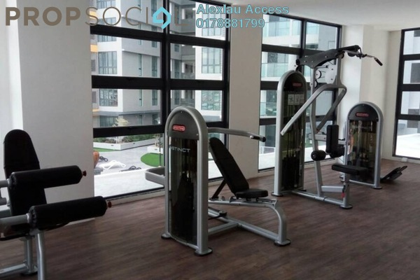 Condominium For Rent in Silk Sky, Balakong Freehold Semi Furnished 3R/2B 1.2k