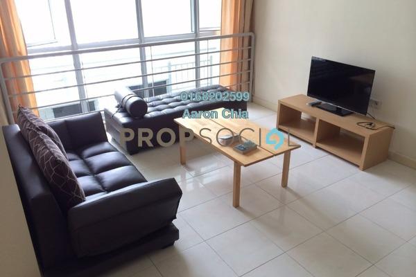 Condominium For Rent in Metropolitan Square, Damansara Perdana Freehold Fully Furnished 2R/2B 1.75k