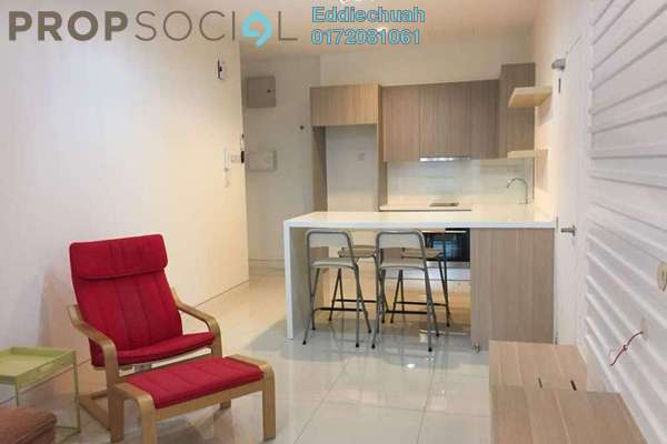Condominium For Rent in Tropicana Gardens, Kota Damansara Freehold Fully Furnished 1R/1B 2k