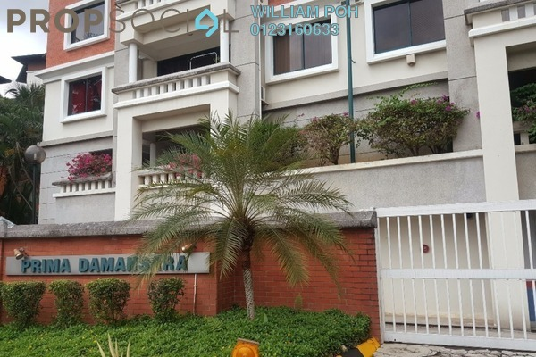 Condominium For Rent in Prima Damansara, Damansara Heights Freehold Semi Furnished 3R/3B 5.5k