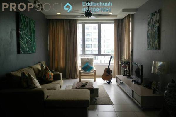 Condominium For Rent in The Tamarind, Sentul Freehold Fully Furnished 3R/3B 2k