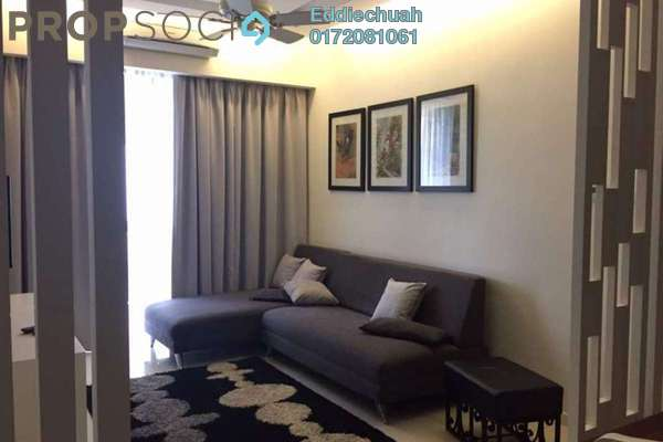 Condominium For Rent in Cascades, Kota Damansara Freehold Fully Furnished 1R/1B 2k