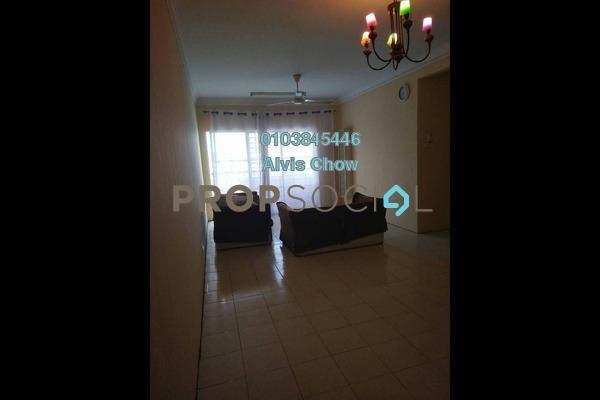 Condominium For Rent in Cengal Condominium, Bandar Sri Permaisuri Freehold Semi Furnished 3R/2B 1.6k