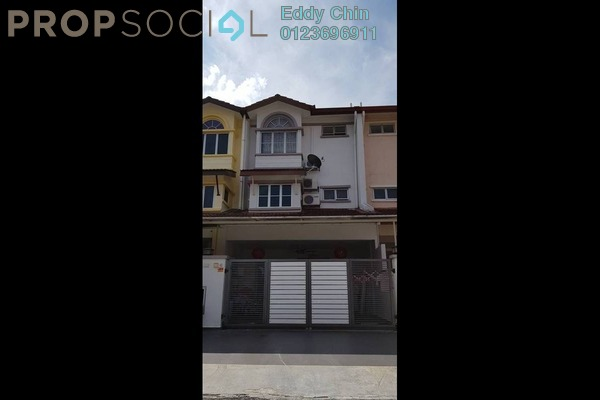 Terrace For Sale in Subang Bestari, Subang Freehold semi_furnished 5R/5B 580k