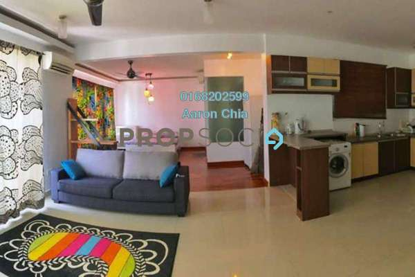 Condominium For Rent in Ritze Perdana 2, Damansara Perdana Freehold Fully Furnished 1R/1B 1.75k