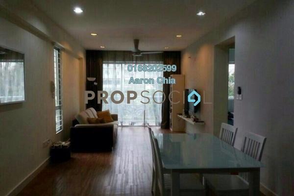 Condominium For Rent in Perdana Emerald, Damansara Perdana Freehold Fully Furnished 3R/2B 2.45k