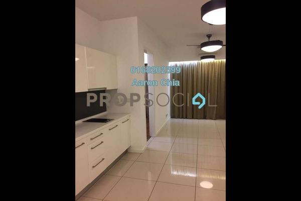 Serviced Residence For Rent in Cascades, Kota Damansara Freehold Semi Furnished 1R/1B 1.8k