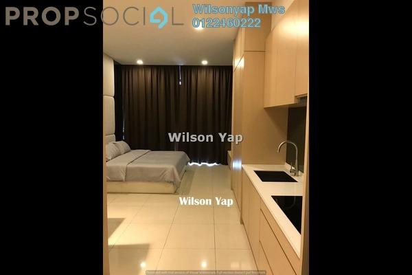 Serviced Residence For Rent in Nadi Bangsar, Bangsar Freehold Fully Furnished 0R/1B 2.3k