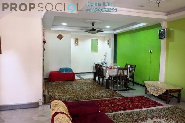 Terrace For Sale in Taman Sri Andalas, Klang Leasehold Semi Furnished 4R/3B 570k