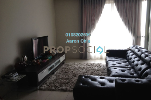 Condominium For Rent in Casa Indah 2, Tropicana Freehold Fully Furnished 2R/2B 2.5k