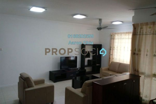 Condominium For Rent in Casa Indah 2, Tropicana Freehold Fully Furnished 2R/2B 2.1k