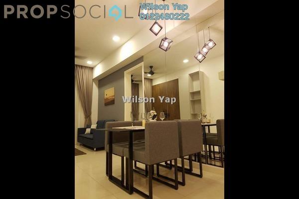 Serviced Residence For Rent in Nadi Bangsar, Bangsar Freehold Fully Furnished 1R/1B 4k